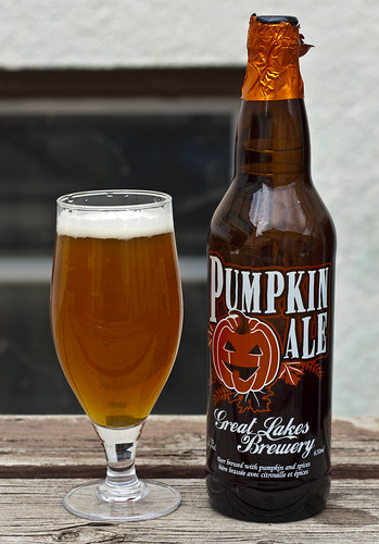 Review: Great Lake Pumpkin Ale by Cody La Bière