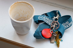 Coffe and keys
