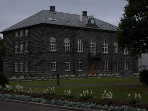 Reykjavík, Alþingishúsið
