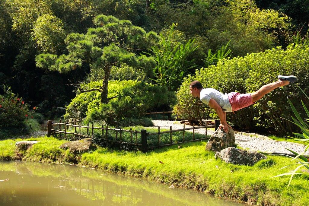 Jardim japonês, Jardim Botanico, Rio-de-janeiro