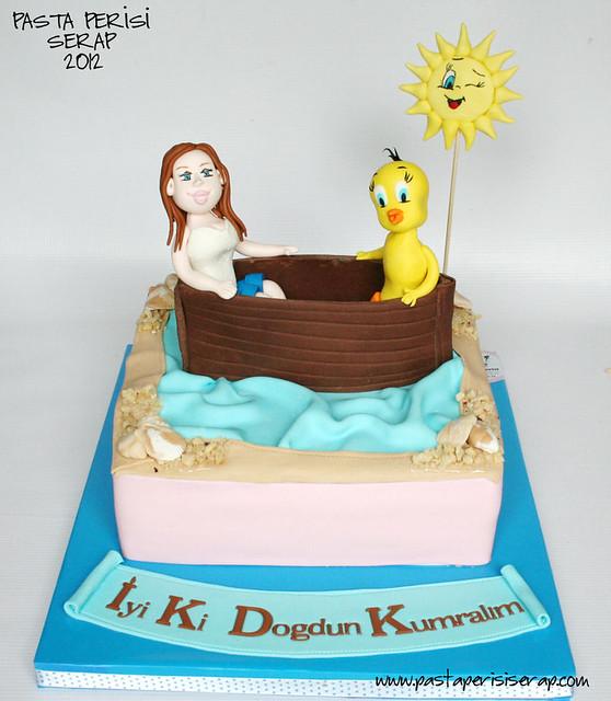 tweety pastası