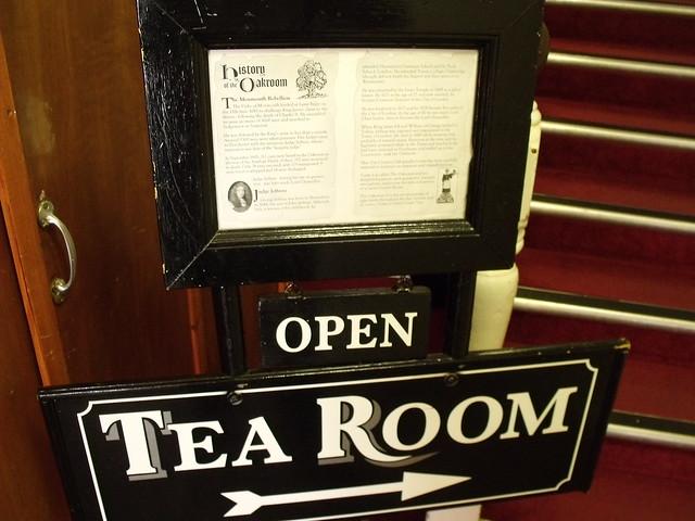 Oak Tea Room Raleigh