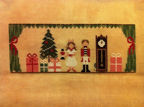 The Nutcracker - Progress