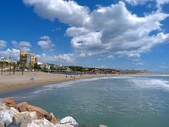Playa y Urbanización de Cabopino