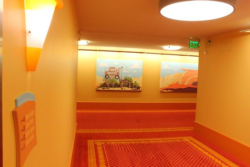 Inside The Cars Wing Of Disney S Art Of Animation Resort