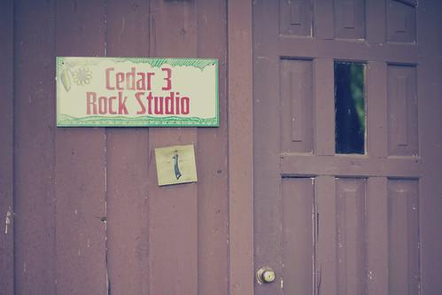 rock cedar