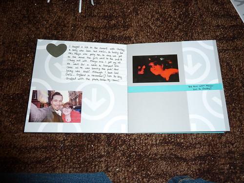 Concert book