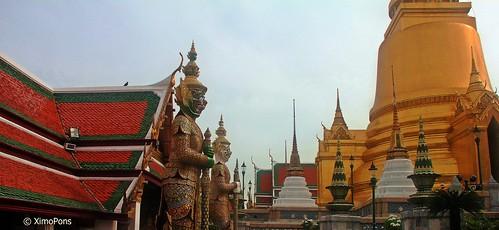 Gran Palacio de Bangkok  .IMG_3671 by XimoPons
