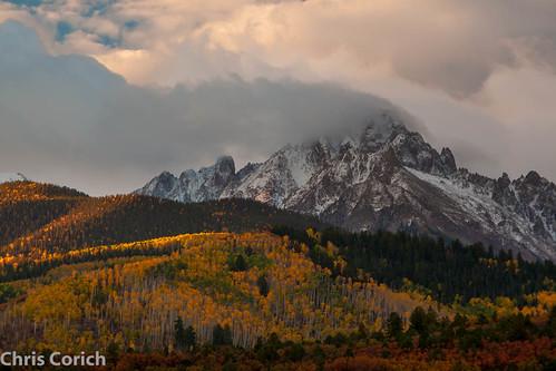 autumn usa mountains canon colorado unitedstates roadtrip co sanjuans ridgway sanjuanmountains autumncolor ef70200f4l cr7 5dmkii eastdallascreekroad