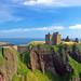 Dunnottar Castle nahe Aberdeen by Reinhard.Pantke