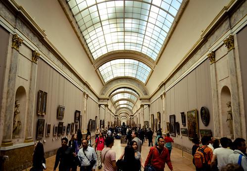 La Musée du Louvre