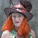 New York Dance Parade 2013 Female Dancer