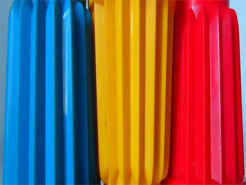 Incastri Tricolori - Joints Tricolor