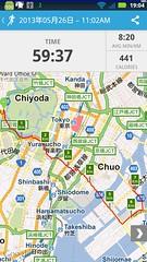 20130526_RunKeeper(Running-1)_JOGLISフレンズランSP_map
