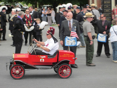 Gettysburg Memorial Day 2013: Shriner Speed Fiend