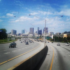 #welcomeback, Mr.Parson. #Atlanta #Georgia #skyline