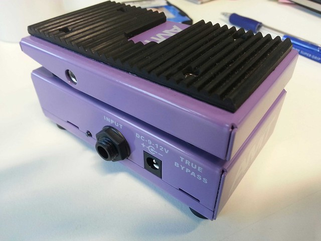 Photo:AMT Japanese Girl Wah Pedal By Adrian F