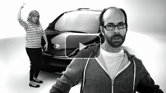 toyota swagger wagon video