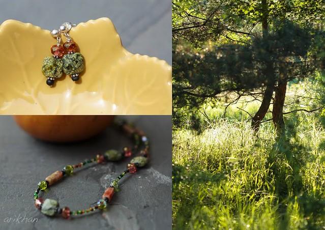 dragon jasper necklace1