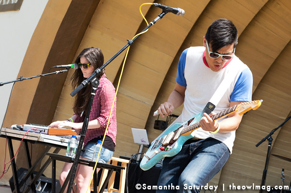 Letting Up Despite Great Faults @ Make Music Pasadena, Pasadena 6/1/2013