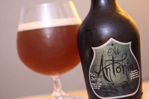 Birra del Borgo Old Antonia
