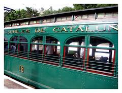 Foto de tren Brill 18