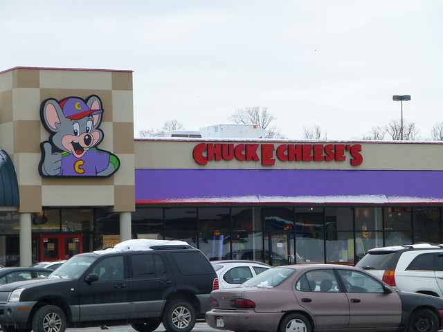 Chuck E Cheese's In Boardman, Ohio