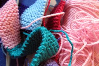 164/365 Knitting