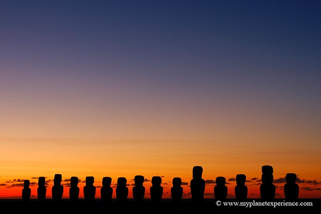 Mysterious - Easter Island