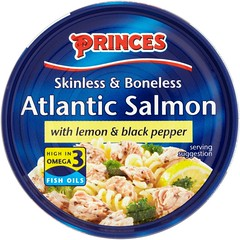 Princes Atlantic Salmon