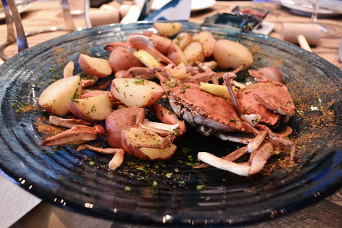 Azur Crab Feast
