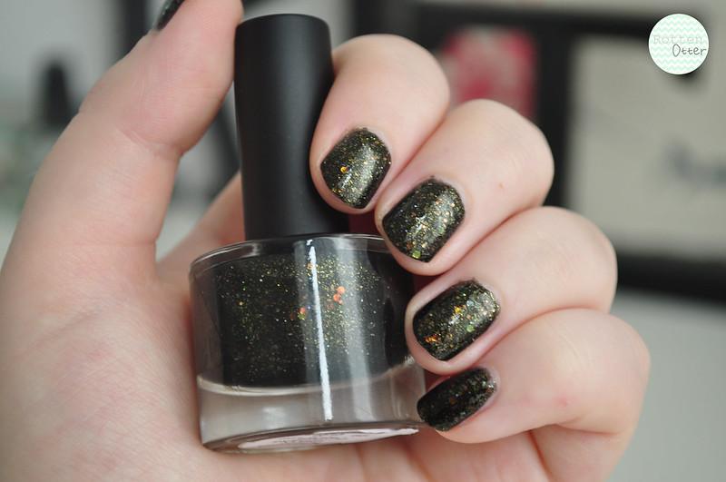 NOTD urban outfitters WIP W.I.P supernova nail polish rottenotter rotten otter blog 1
