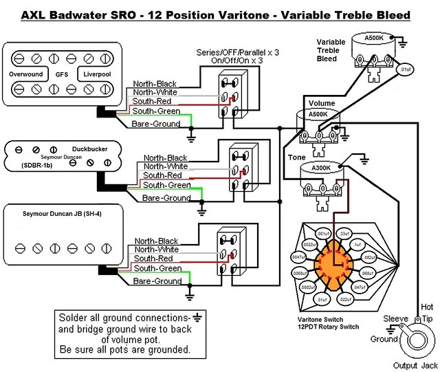 gibson varitone wiring diagram   30 wiring diagram images