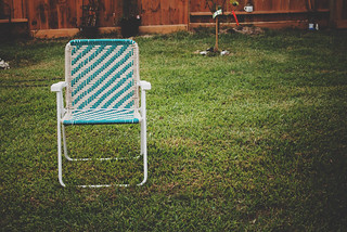 my lawn chair