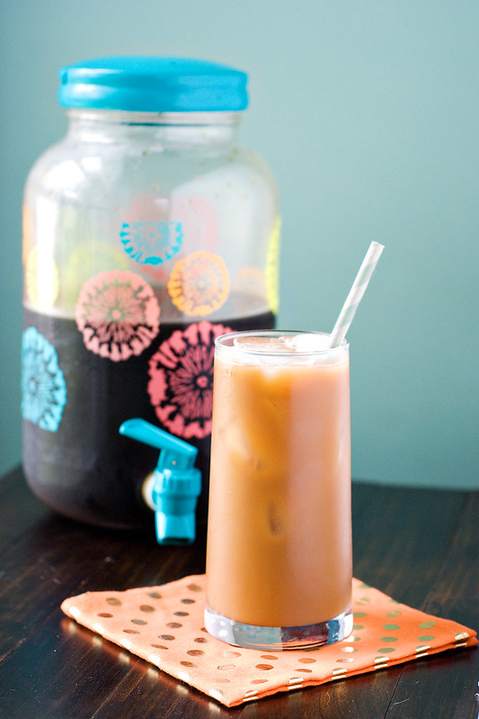 DIY Cold Brew Iced Coffee