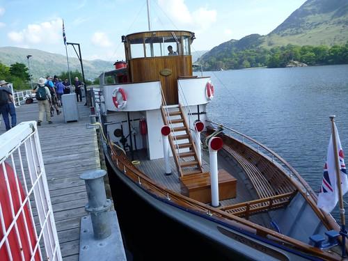 The Ullswater 'Steamer'