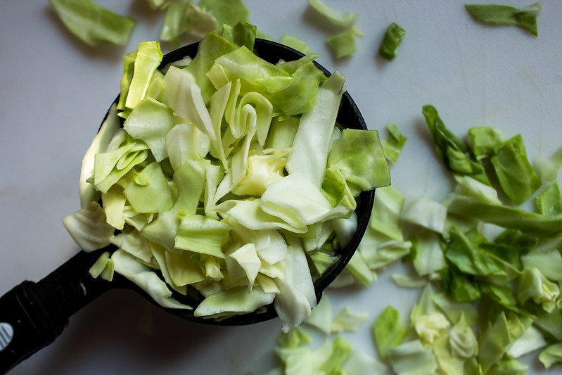 cabbage for slaw
