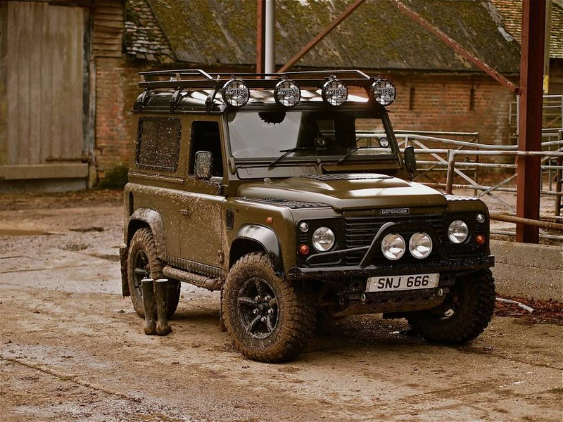 Defender Wheels What Are The Biggest Tyres I Can Use