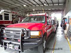Kaufman, TX FD Rescue 1