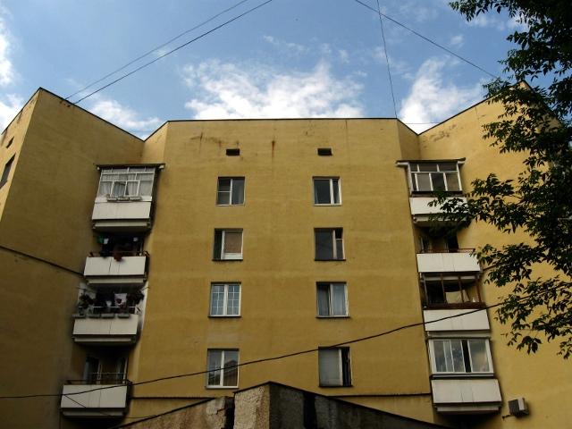 Хавско-Шаболовский жилой комплекс 09