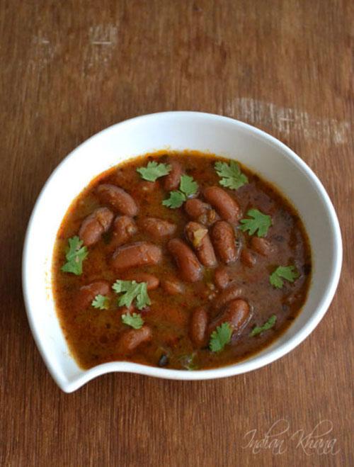 Punjabi Rajma Masala Rajma Chawal Recipe