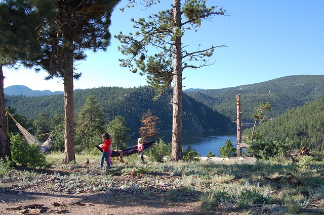 Hammocks - Camping and Boating, Gross Reservoir, CO