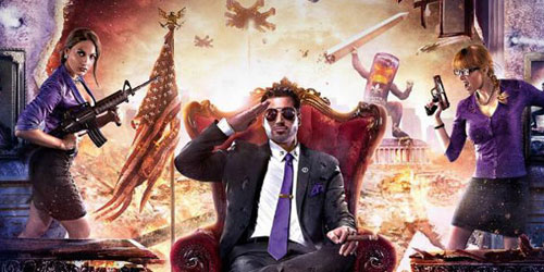 Saints Row Dev to reveal a new game on friday
