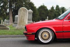 BMW E30 Cemetery