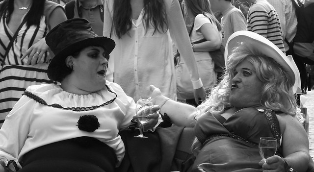 performers on the Mile 04