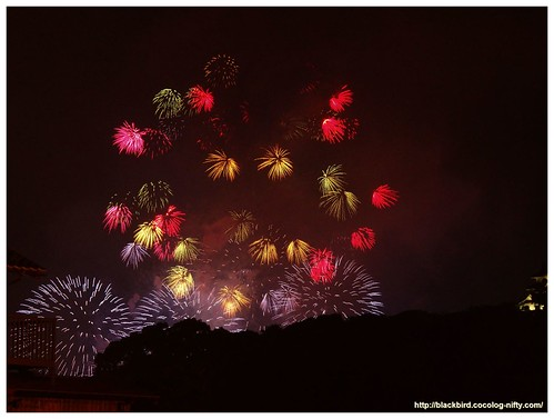 Fire works #04
