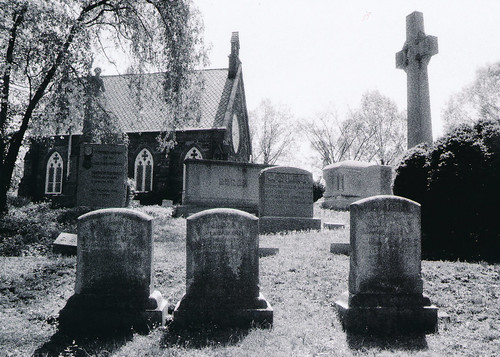 Oak Hill Cemetery, Georgetown, Washington, D.C.