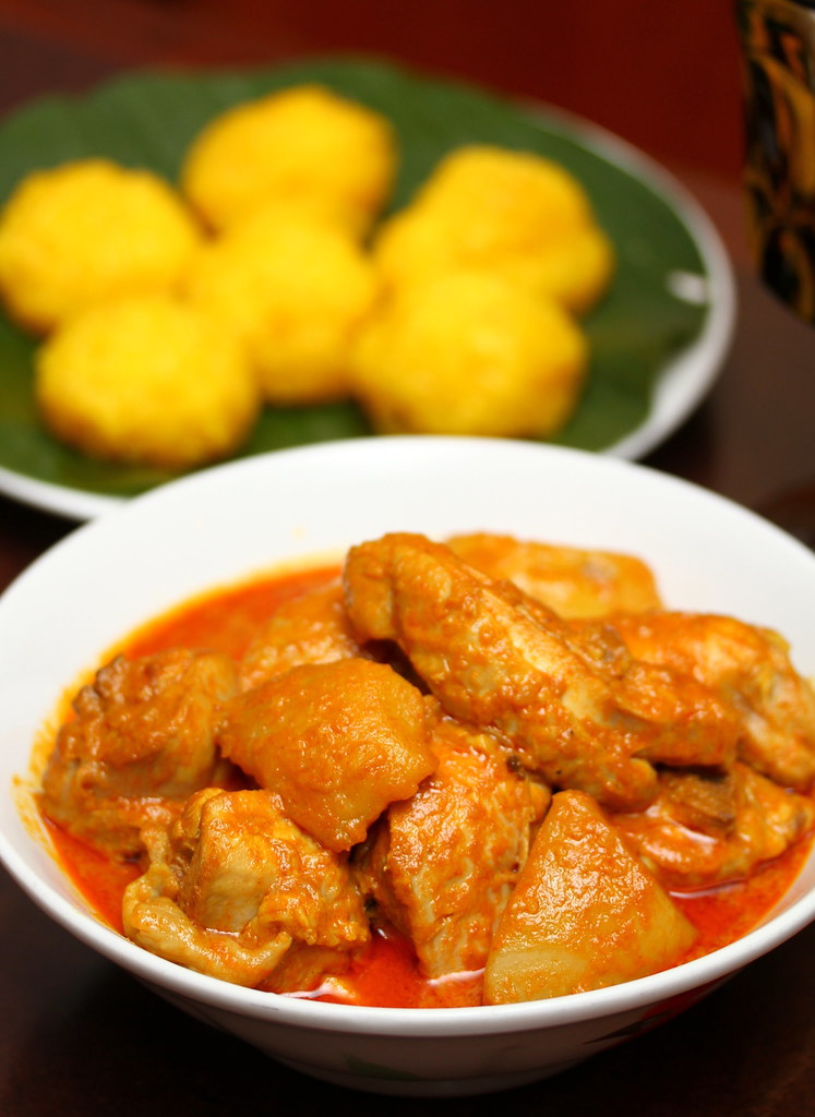 Princess Terrace: Curry Chicken