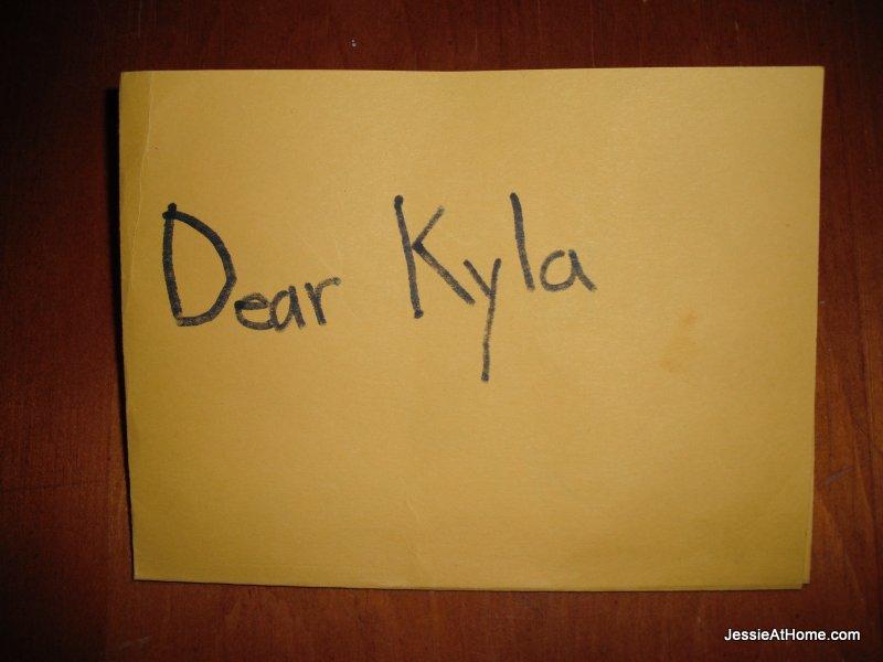 Dear-Kyla