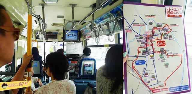 Kawagoe - Tobu Koedo Bus Loop
